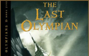 Percy Jackson and the Last Olympian il 3 aprile in Italia