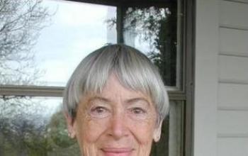 Ursula K. Le Guin legge Il mago di Earthsea
