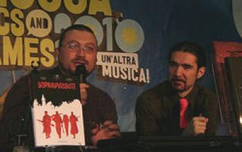 Lucca 2010 e Sopravvissuti: parlano Matteo Cortini e Leonardo Moretti