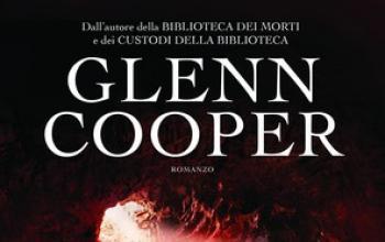 Torna Glenn Cooper in Italia per Dannati