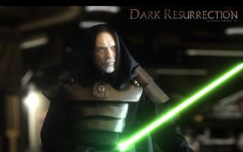 Dark Resurrection volume secondo: il mito, la fama e la passione