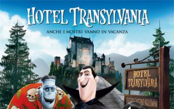 Da oggi al cinema Hotel Transylvania