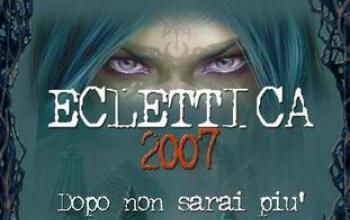 Licia Troisi e Francesco Falconi ospiti di Eclettica 2007