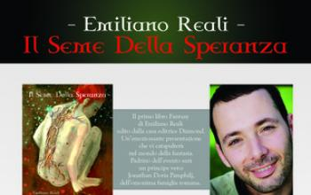 Emiliano Reali presenta il Seme della Speranza a Roma