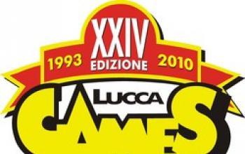 Lucca Games 2010 - Lunedì  1 novembre