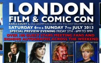 London Film & Comic Con Summer 2013