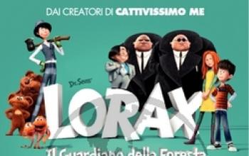Lorax, nuove immagini in arrivo
