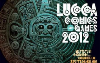 Lucca Comics&Games 2012: le novità del Comics