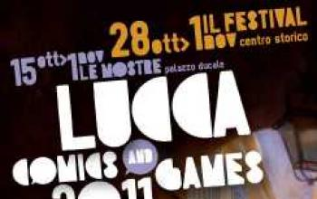 Lucca Comics and Games 2011: appuntamenti in Sala Ingellis