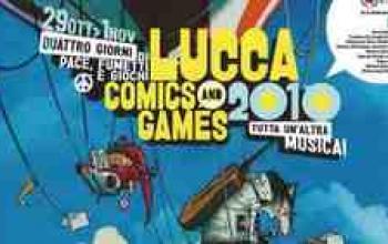 Lucca Games 2010: dal gioco al libro e viceversa