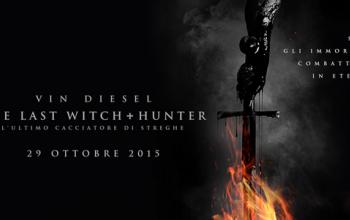 Un nuovo teaser trailer per The Last Witch Hunter!