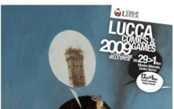 Lucca Comics & Games Giorno 3
