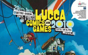 Lucca Games 2010, ritorna Content Factory