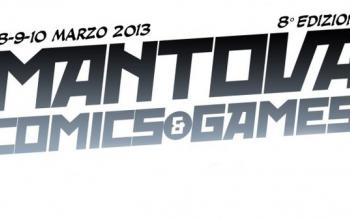 E questo weekend torna Mantova Comics & Games. Still Alive!