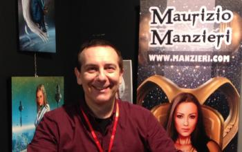 Maurizio Manzieri ospite d'onore a Lucca Comics and Games