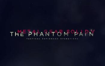 L'E3, l'anteprima del nuovo Metal Gear Solid V: The Phantom Pain