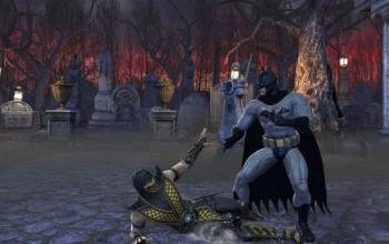Mortal Kombat contro gli eroi DC
