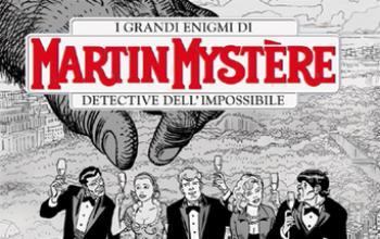 Martin Mystère 320: Anni 30