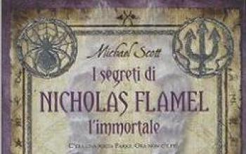 I segreti di Nicholas Flamel l'immortale. L'incantatrice