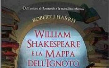 Il giovane William Shakespeare alle prese con la Mappa dell'Ignoto