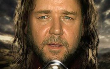 E se Russell Crowe avesse avuto il ruolo di Aragorn?