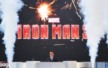 Iron Man 3: la parola ai nuovi arrivati Rebecca Hall e Guy Pearce