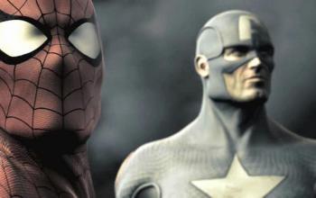Gabriele Dell'Otto tra supereroi, fumetti e videogiochi