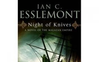 Ian Cameron Esslemont, l'altra metà di Malazan