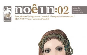 Cyrano Comics presenta Noêin:02