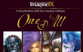 One4All, quattro pennelli e quattro fioretti per la Fantasy italiana