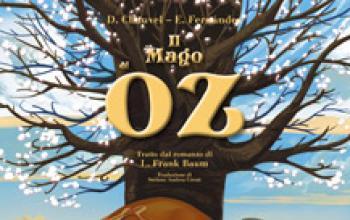 La graphic novel del Mago di Oz