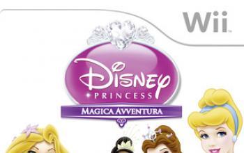 Ed ecco che arriva Disney Princess: Magica Avventura