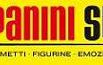 Prossima apertura del Panini Store