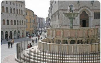 Manifestazione del fantastico a Perugia