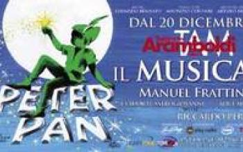Arriva il musical di Peter Pan