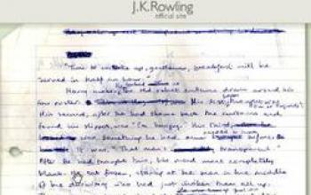 Dolcetto o scherzetto su JK Rowling.com