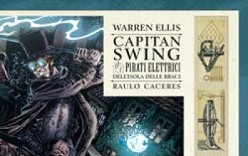 Capitan Swing e i Pirati elettrici dell'isola delle braci