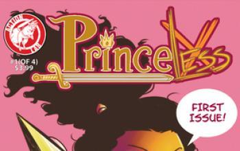 Princeless di Jeremy Whitley