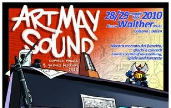 Art.May.Sound, festival del fumetto di Bolzano