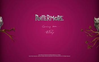 Ecco a voi Pottermore!