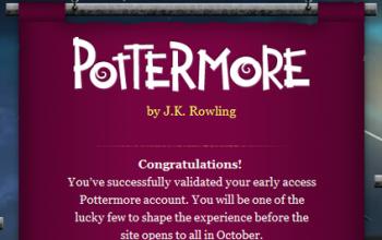 Pottermore, giorno 7