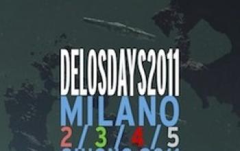 DelosDays2011, ecco il programma definitivo