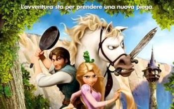 Rapunzel. Giornata Disney su FantasyMagazine