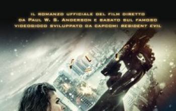 Resident Evil – Retribution, il romanzo