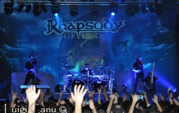 The Frozen Tour Of Angels – Rhapsody Of Fire a Milano