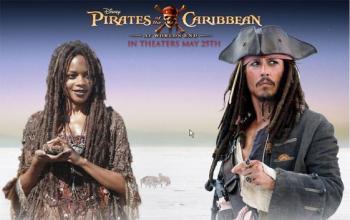 Nuovo sito per i Pirati dei Caraibi 3