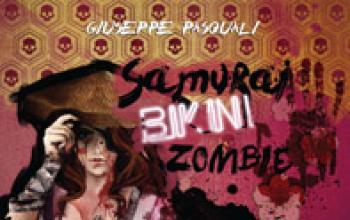 Samurai Bikini Zombie