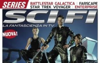 Nelle edicole arriva Series Sci Fi
