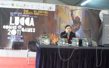 Lucca Comics & Games 2011: un sabato all'insegna di Fantasy Magazine
