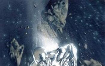 Silver Surfer creatura in CGI
